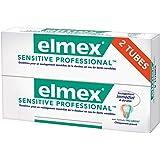 Elmex Dentifrice Sensitive Professional Lot de 2 x 75 ml