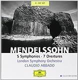 Mendelssohn: 5 Sinfonien / 7 Ouvertüren