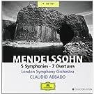 Mendelssohn: 5 Symphonies, 7 Overtures (DG Collectors Edition)