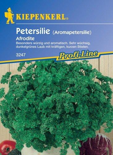 Sperli 3247 Gemüsesamen Aromapetersilie Afrodite, grün