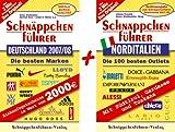 Schnäppchenführer Fabrikverkauf Deutschland 2007 /2008: Mit Gratis-Buch Norditalien. Mit Einkaufsgutscheinen im Wert von 2000 EURO.