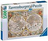 Ravensburger Raven Puzzle 1500 MAPPA STORICA