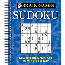 Sudoku (Brain Games (Unnumbered))