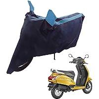 Mototrance Sporty Bike Cover for Honda Activa 5G (Blue)