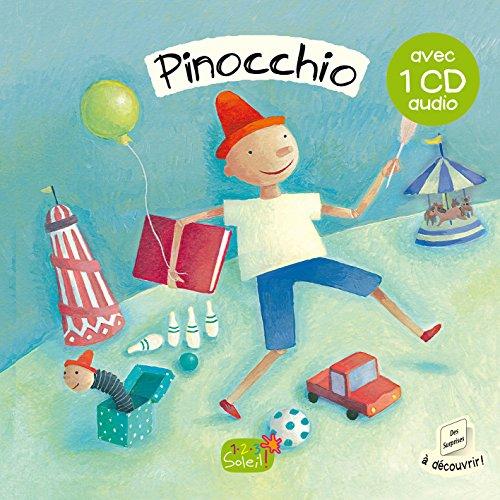 Pinocchio (1CD audio) par Annie Kubler