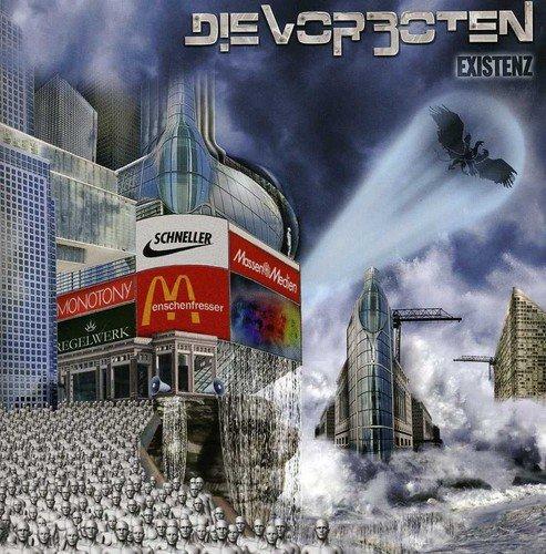 die Vorboten: Existenz (Audio CD)