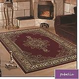 Orientalischer Teppich Istanbul - Klassischer Teppich mit orientalisch-europäischen Designs (120 x 170 cm)