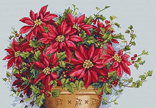 Calendario Dellavvento Punto Croce.Kit Punto Croce Natale Classifica Prodotti Migliori