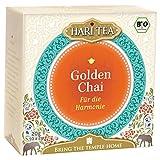 Hari Tea Bio Golden Chai Teemischung, 20 g