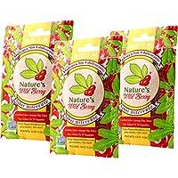 Nature's Wild Berry - Cambiando El Sabor Wildberry |3 paquetes | 6 porciones