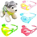 Kiki N Pooch Padded Vest Harness and Leash for Small Puppy/Kitten/Cat