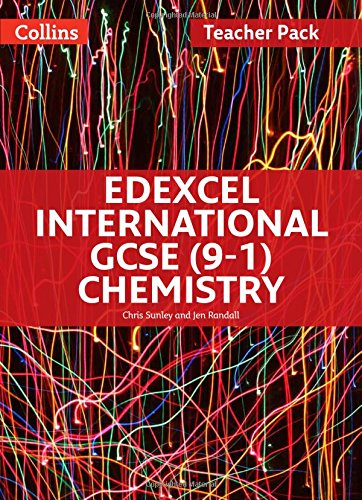 Edexcel International GCSE (9-1) Chemistry Teacher Pack (Edexcel International GCSE (9-1))