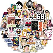 Singer Taylor Stickers Pack of 50 Stickers for Laptops, Funny Merchandise Laptop Stickers for Laptops, Compute