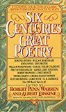 Best Bantam Of The American Poetries - Six Centuries of Great Poetry Review