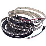 WS2812B Non-Waterproof 60 LED/1 m Addressable LED Strip for Arduino