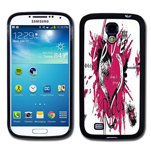 TPU Silikon Style Handy Tasche Case Schutz Hülle Schale Motiv Etui für Apple iPhone 4 / 4S - A9 Design8 Design 26