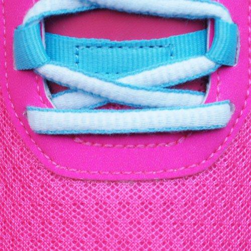 Reebok Sublite Escape 2.0, Sneaker Basse Unisex - Adulto Rosa/Azzurro/Bianco