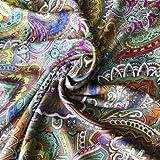 Peter Horton Paisley Stoff – Paisley – Viskose Kleid