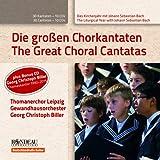 J.S. Bach: Die großen Chorkantaten [11 CDs]