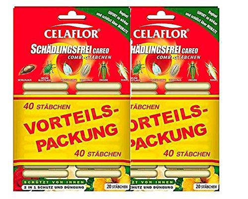 Celaflor Careo Lot de 80 pièces Lot (2 × Lot de 40)