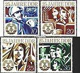 DDR 1949-1952 (kompl.Ausgabe) 1974 25 Jahre DDR (Briefmarken für Sammler)