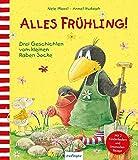 Der kleine Rabe Socke: Alles Frühling!: Drei Geschichten vom kleinen Raben Socke