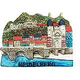 Heidelberg Deutschland 3D Kühlschrankmagnet Home & Küche Deko Magnet Aufkleber Heidelberg Deutschland Kühlschrankmagnet Tourist Souvenir Geschenk