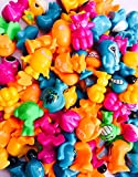 gogo's crazy bones lot de 10 figurines 1 rare inclus ...