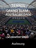 Geschenkideen Tennis: Grand Slam 2018 - Australian Open - Auslosung