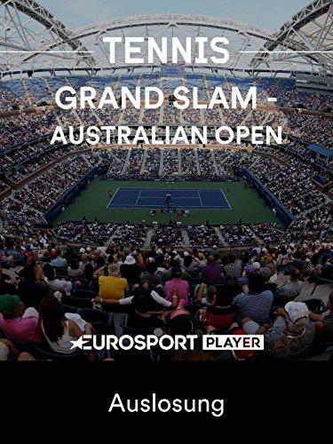 Tennis: Grand Slam 2018 - Australian Open - Auslosung