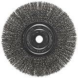 Weiler 804–0117820,3cm narrow Crimped Wire Wheel .014W-3–10,2cm
