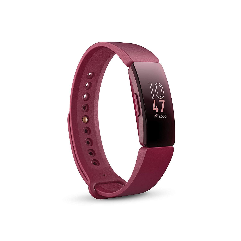 Fitbit Inspire, Pulsera de salud y actividad física, Vino