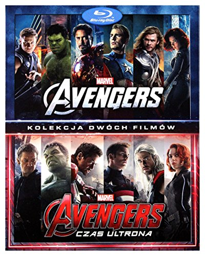 Avengers: Boxset of 2 Films (BOX) [2Blu-Ray] [Region B] (IMPORT) (Pas de version française)