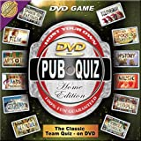 Host Your Own DVD Pub Quiz Home Edition - The Classic Team Quiz on DVD