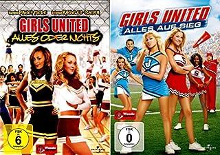 Girls United 3: Alles oder Nichts + Girls United 4: Alles auf Sieg (2-DVD)