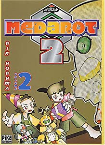 Medarot 2 Edition simple Tome 2