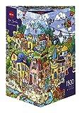 Heye DPz1500 Berman Happytown - Puzzle triangolo-29744