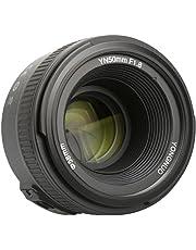 Yongnuo 50mm F1.8 Lens for Nikon DSLR Camera Large Aperture Auto Focus Lens as Nikon AF-S 50mm 1.8G