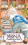 Yona, princesse de l'aube, tome 21 par Mizuho