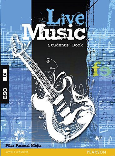 Live Music B Students' Book Pack (Música en vivo) - 9788420562230