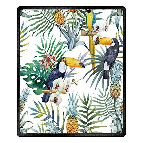 Stillshine Mantas Suaves mullidas Planta Tropical