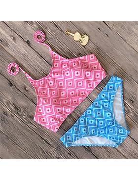 TIANLU Bikini Sexy conjuntos bañador de adelgazamiento trajes de baño moda es una tendencia que el color de la...