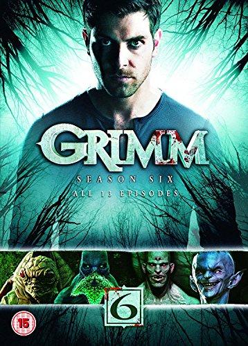 Grimm: Season 6 Set [Edizione: Regno Unito] [Import italien]
