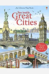 See Inside Great Cities (Usborne See Inside) Hardcover