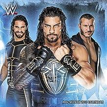 WWE Mini Wall Calendar (2019)