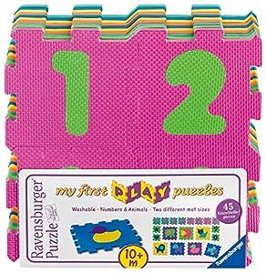 Ravensburger 00.006.985 Puzzle - Rompecabezas (Rompecabezas para Suelo, Niños, 0,8 año(s), 300 mm, 300 mm, Caja)