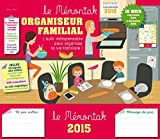 Organiseur Familial Mémoniak 2014-2015