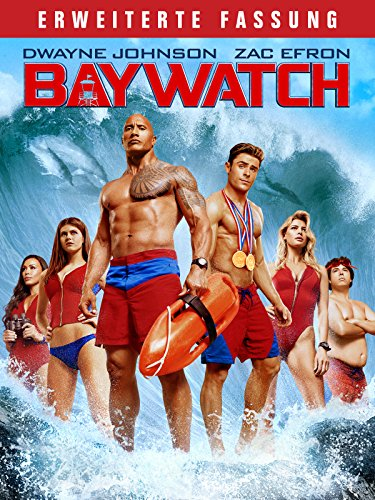 Baywatch - erweiterte Filmversion [dt./OV] - Sync-fall