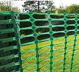 ABSPERRZAUN aus Kunststoff Garten-Pest Schutz