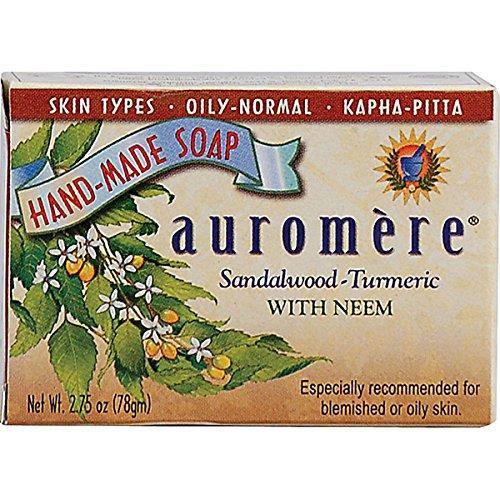 auromere-ayurvedic-sandalwood-tumeric-bar-soap-78-g